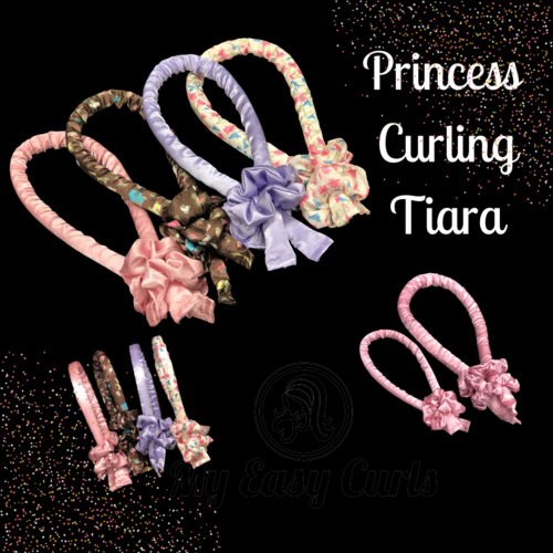 Princess Curling Tiara